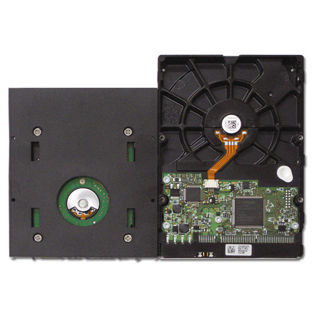 HDD Conversion Mounter Two for HDM-11 AINEX Ainekkusu SSD